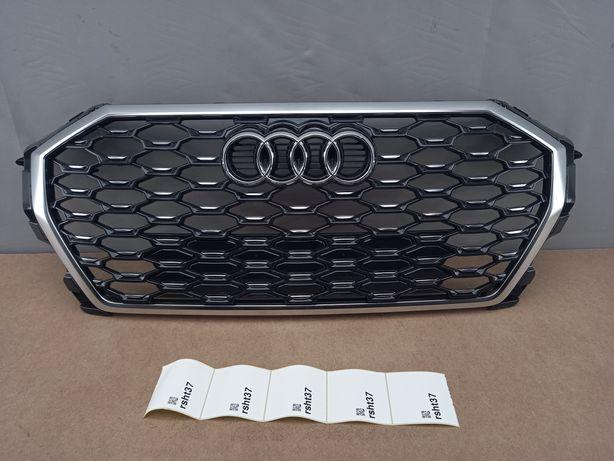 Audi Q3 83A 83f Решетка радиатора 83F853651 SPORTBACK S-LINE