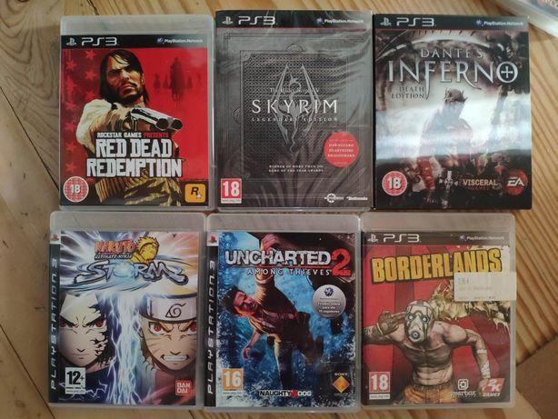 Jogos para a PS3 (Usados)