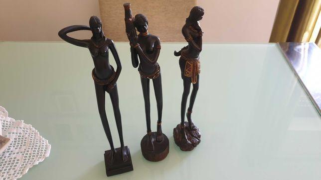 Figuras africanas decoração