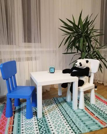 Дитячий Столик + крісло набір стілець крісло икеа