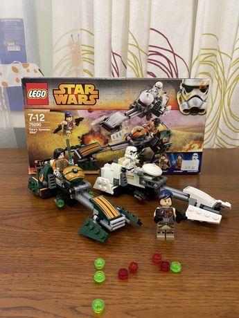 Продам набор Lego Star Wars Скоростной спидер Эзры Бриджера