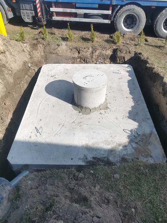Szamba betonowe/zbiornik na deszczówkę/gnojowice/ścieki