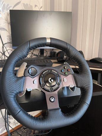 Руль Logitech G920 Xbox One/Series, Pc