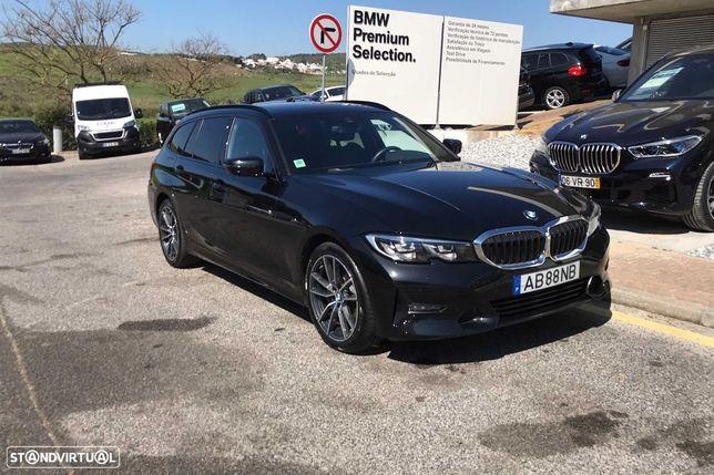 BMW 320 (320 d Touring Line Sport Auto)