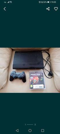 PlayStation 3 Ps3 super silm 500bg minecraft