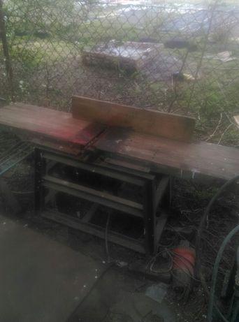 Strugarka, mocny silnik trójfazowy