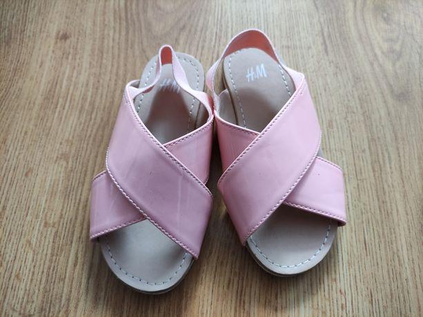 Sandały sandałki h&m 26