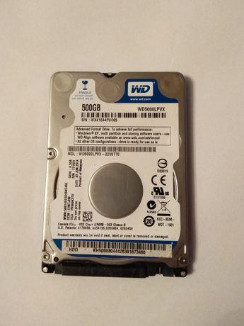 Жорсткий диск WD Blue 500 GB