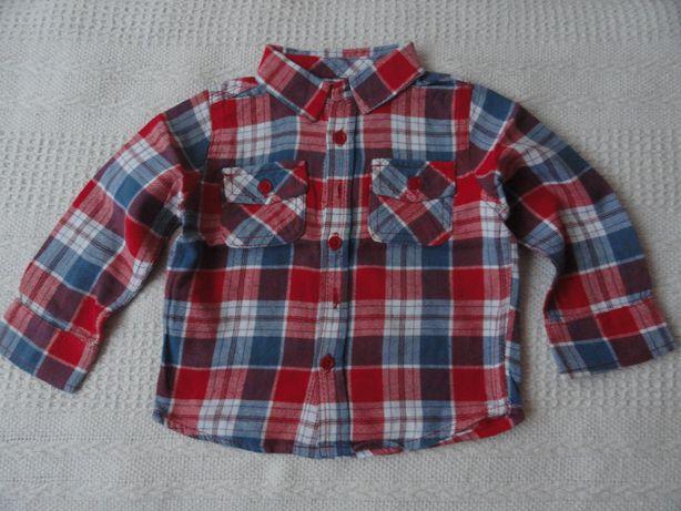 Koszula chłopięca 12-18 m-cy