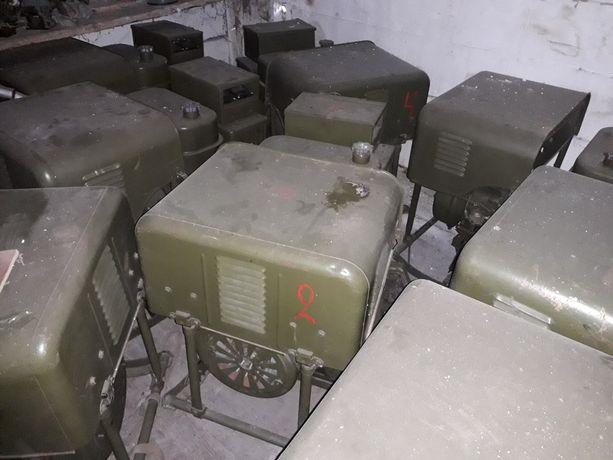 Електростанция 1квт 2квт 4квт 8 квт 30 квт з консервации