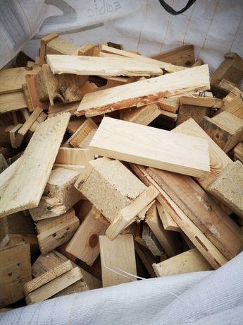 Drewno na opał opałowe pocięte na 30 cm