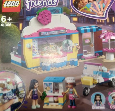 Лего конструктор lego friends
