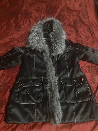 Куртка теплая 56