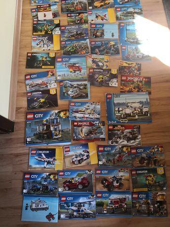 Klocki LEGO 15kg mnóstwo zestawów