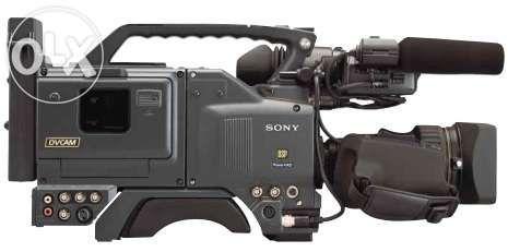 Câmara Filmar Digital DVCAM SONY MODEL DSR-130PK1 + Equipamento