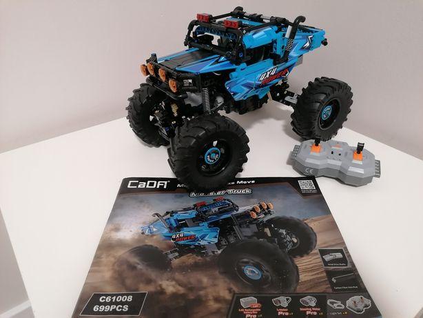 CADA 4WD off-road monster truck C61008W jak Lego 42099 , 9398