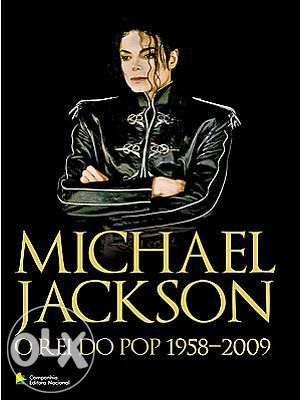 Michael jackson o rei da pop