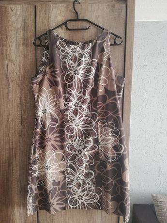 Piękna sukienka mini na lato