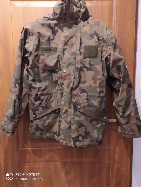 kurtka wojskowa goretex