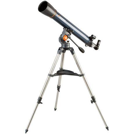 Телескоп Celestron AstroMaster 90.подзорная труба+окуляры и фильтры