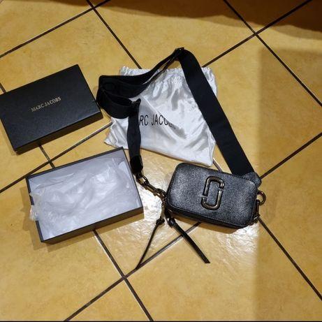 Кожаная сумка Marc Jakobs