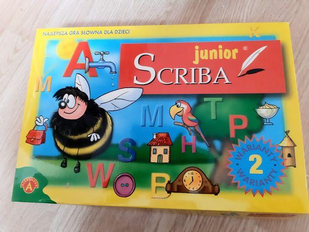Gra słowna Scriba junior