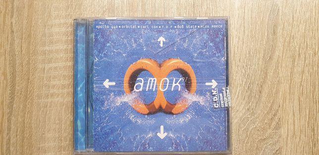 Amok_Składanka_Płyta CD_Oryginał (hologram)