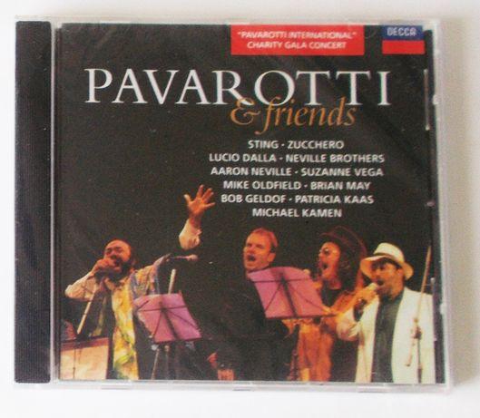 Luciano Pavarotti Pavarotti And Friends CD Nowa