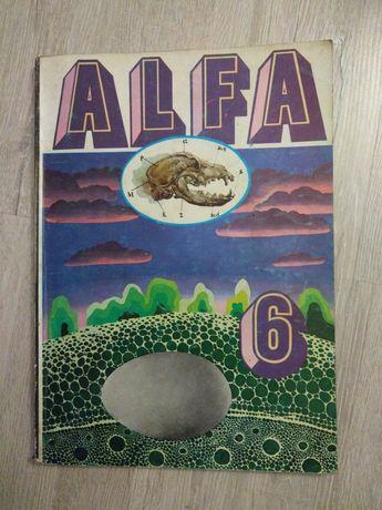 Alfa 6. Komiksy