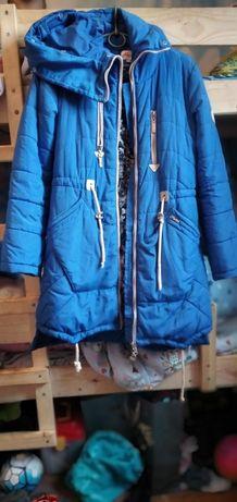зимняя парка куртка