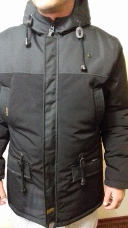 Продам куртку евро зима G-STAR парка