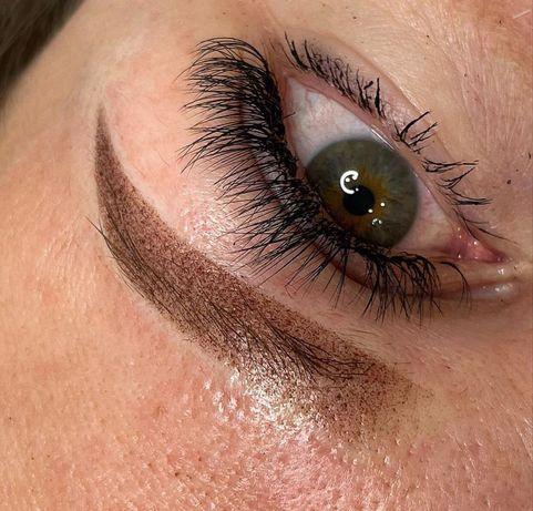 Перманентный макияж ,покраска и ламинирование бровей