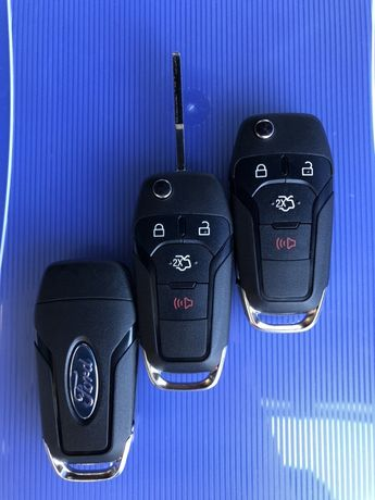 Ключ ford escape, fusion, focus, fiesta USA