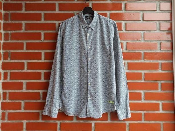 Scotch & Soda Shell мужская рубашка размер М
