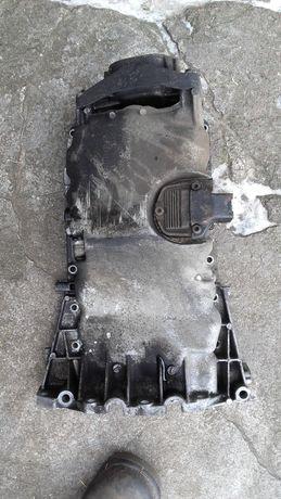 Sprzedam misę olejową z czujnikiem do Audi A4 B6 1.9 TDI