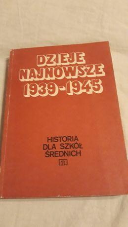 SIERGIEJCZYK Dzieje najnowsze 1939-45