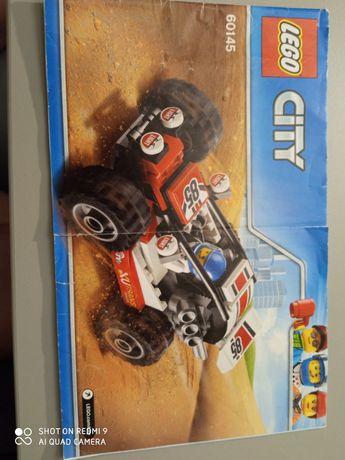 Klocki LEGO city 60145