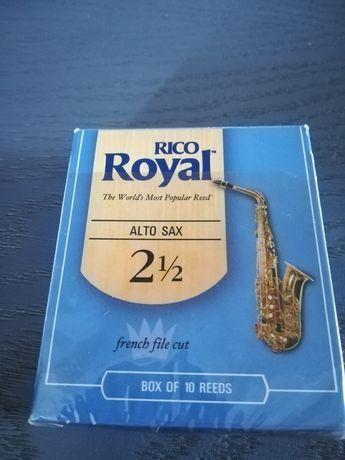 RICO Royal 2,5 alto sax 9szt tanio