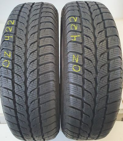 2x 185/65/15 Uniroyal MS Plus 66 88T OZ422