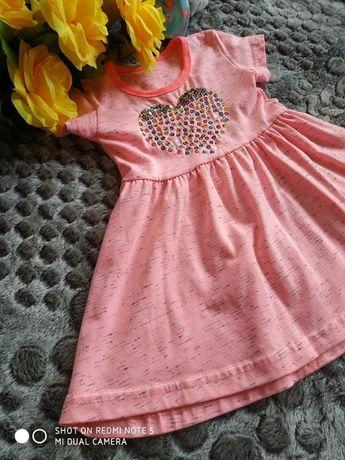 Платье для девочки 1.5-2 года