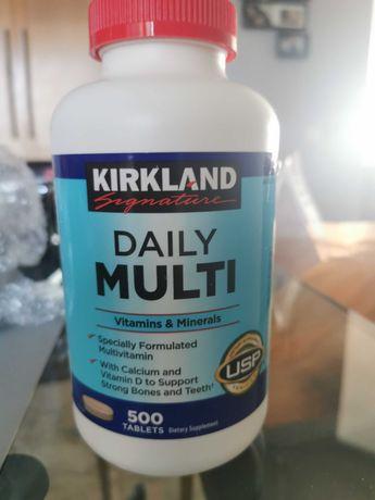 Kirkland daily multi мультивитамины из США