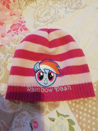 Czapka zimowa My Little Pony rozmiar 116 - 122
