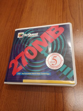 """SyQuest Removable Hard Disc Cartridge 3,5"""""""