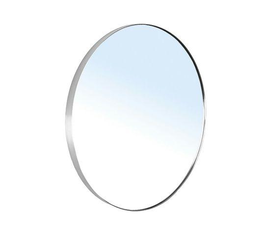 Зеркало с позолоченным ободком