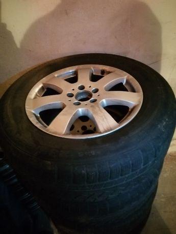 "Felgi aluminiowe 17"" Mercedes Ml"