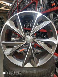 """Alufelgi 20"""" 5x112 Carbonado Audi Vw Seat nowe"""