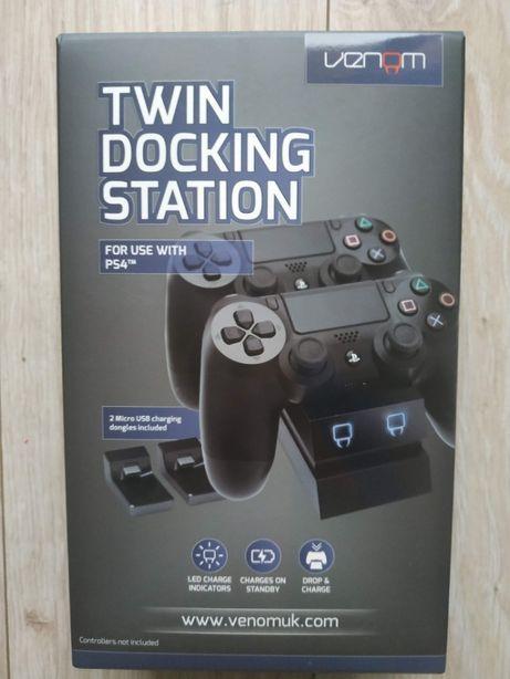 Stacja dokująca do PS4 Venom Twin Docking Station - ładowarka