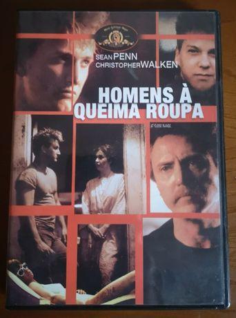 """DVD """"Homens à Queima Roupa"""""""