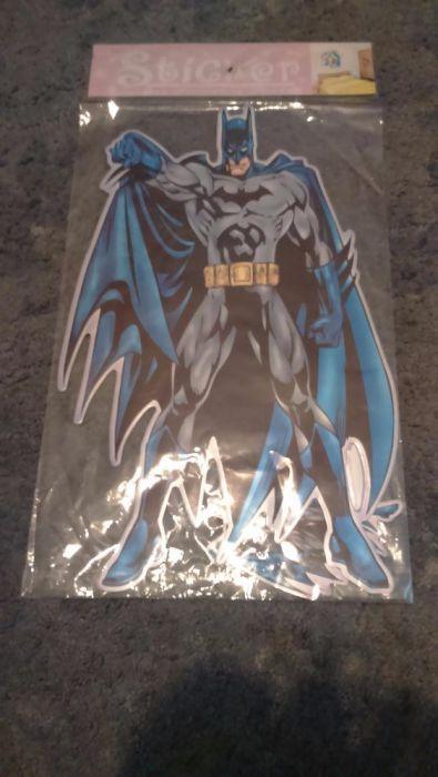 Naklejka na ścianę Batman Mogielnica - image 1