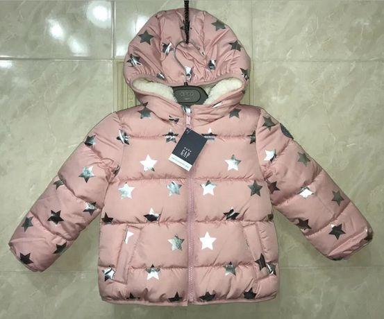 Куртка и комбинезон зимний GAP лыжный костюм новый Гап Геп